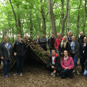 Corporate Bushcraft Courses